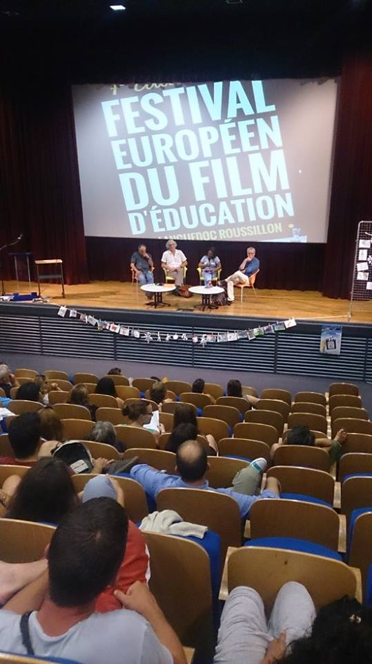 En direct du Festival du Film d'Education 2015